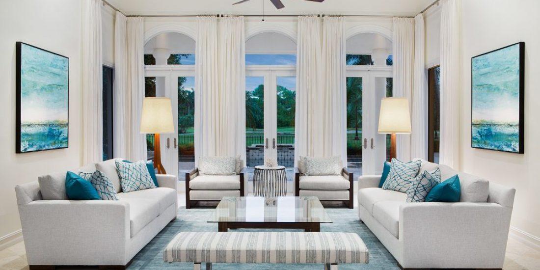 Crisp Living Room